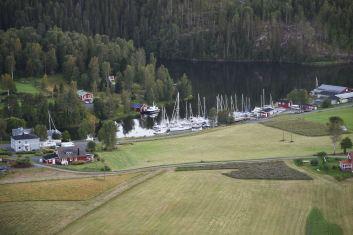 Vy över Häggvik