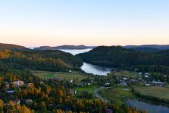 Utsiktsberget i Häggvik