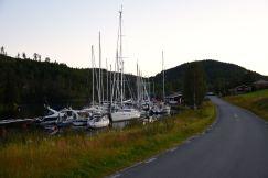 Hamnen i Häggvik