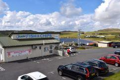 Den nordligaste Fish and chipsrestaurangen i Storbrittanien