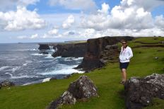 Shetlandsöarnas norra kust