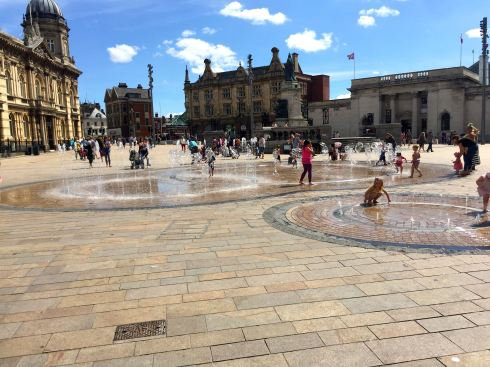 Hull, en mycket trevlig stad