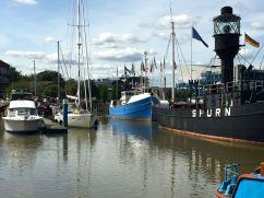 Hamnen i Hull