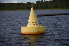 Nordligaste bojen i Östersjön (Bottenviken)