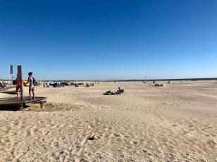 Stranden vid IJmuiden
