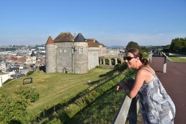 Utsikt över Dieppe