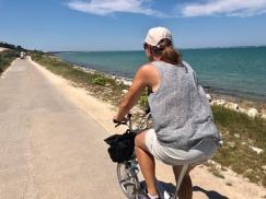 Cykeltur på Île de Ré