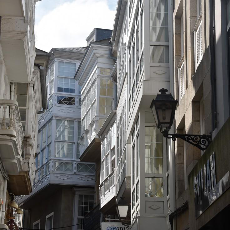 Inglasade balkonger