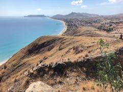 Utsikt över ön