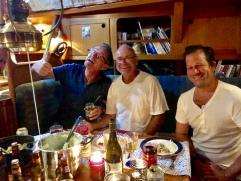 Peter, Thord och Julian