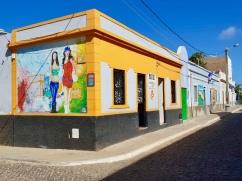 Hus i Espargos