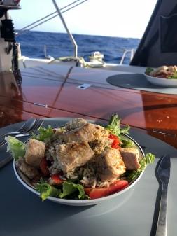 Blue Marlin middag
