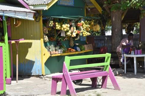 Fruktmarknaden