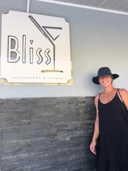Vi hittade en Bliss bar