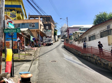 Scarborough, Tobago