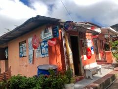 Affär på Grenada