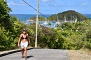 Promenad på Mayreau