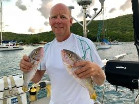 Fina fiskar till middag