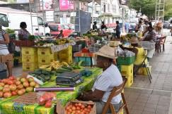 Marknad i Saint Pierre