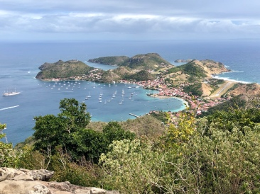 Utsikt över ögruppen