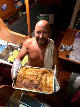 Johans lasagne