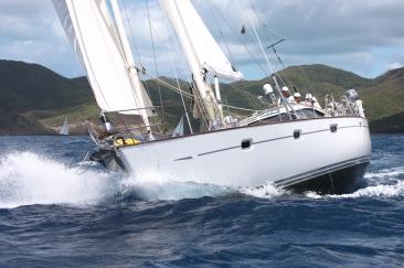 Oyster Regatta Antigua 2019