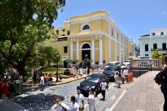 Torg i San Juan