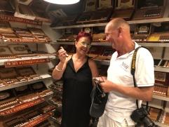 I cigarrbutiken