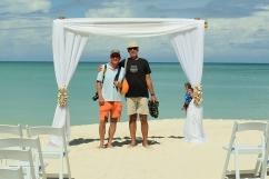 Många gifter sig på Aruba
