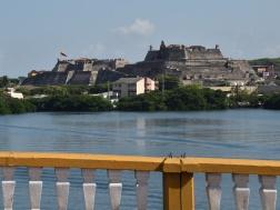 Det spanska gamla fortet
