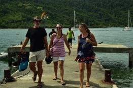 Första stegen i Panama