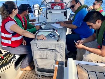 Inklarering ombord